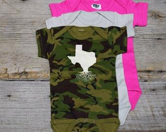 Texas Roots Bodysuit