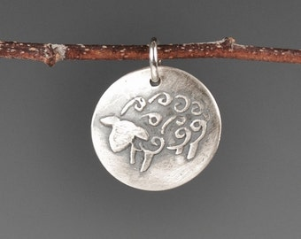 Sheep totem-talisman-charm-amulet