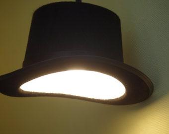 suspension (lamp) top hat