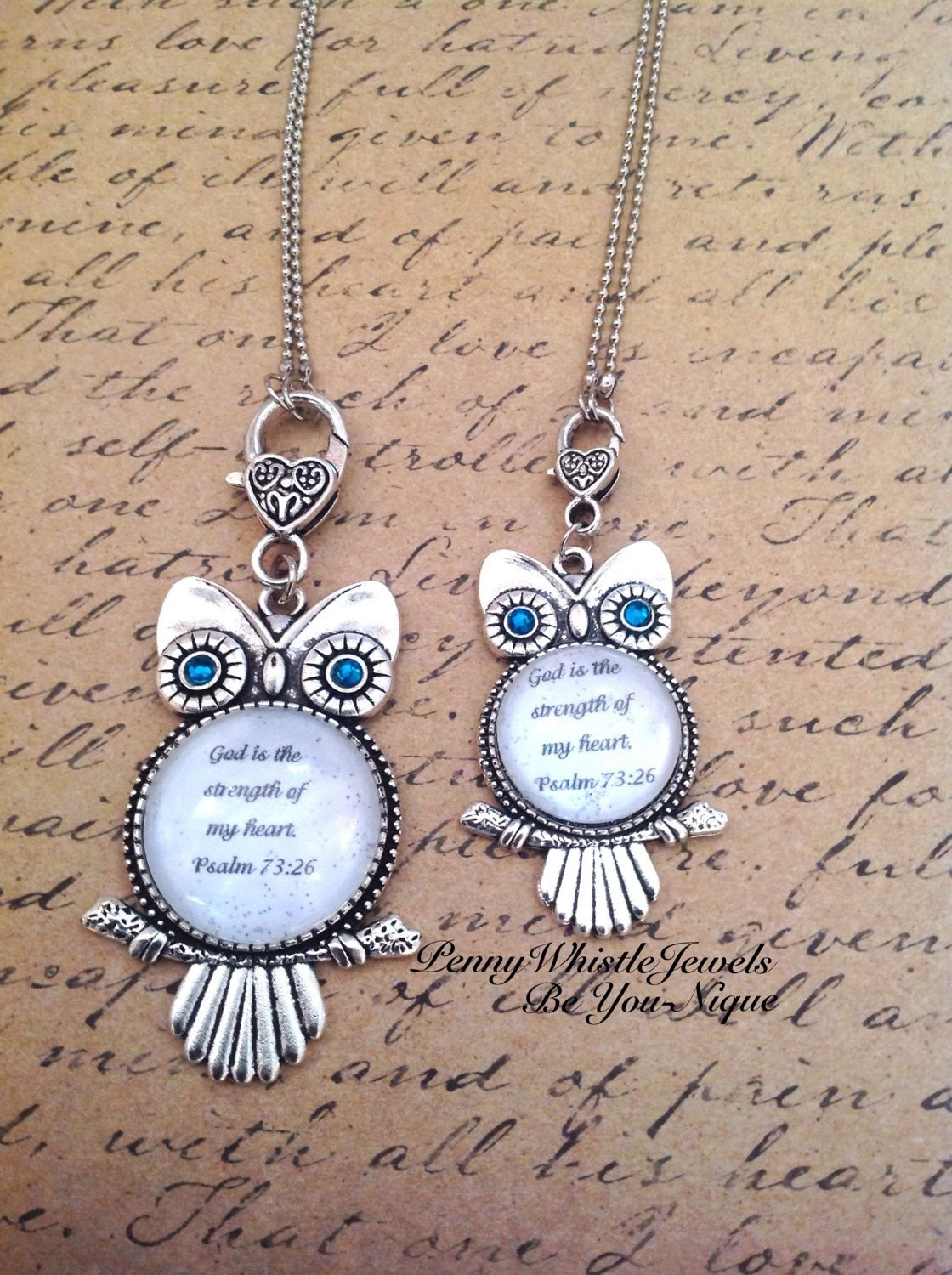 Mother Daughter Necklace Set Mother Daughter Necklaces Bible