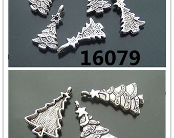Christmas Tree Charms Pendants H16079