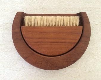 Kay Bojesen Teak Crumb Brush And Pan Set