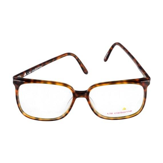 Liz Claiborne Eyeglass Frames 135 : Liz Claiborne Eyeglasses LC-12 TOR 56-16-135 Hong by ...