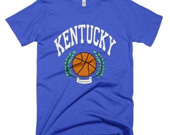 Retro Kentucky Basketball T-Shirt