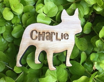 Custom Frenchie Magnet
