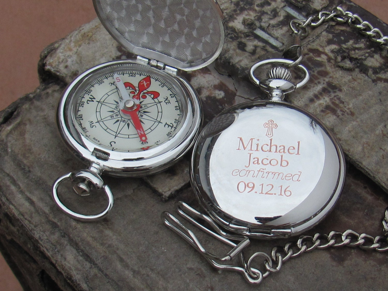Personalized Toys For Boys : Confirmation gift engraved personalized by engravedgifts