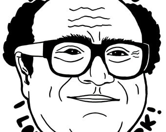 Danny Devito I Love Your Work! t-shirt