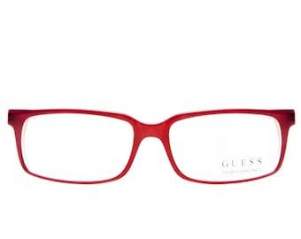Guess Eyewear  GU  1268 - RB Original Run Vintage  1990's Eyeglasses