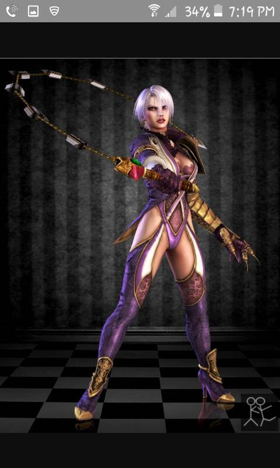 Soul calibur ivy costume