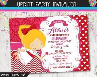 Children's Valentine Party - Valentines Day Party - Cupid