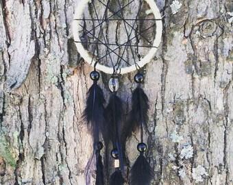Black Witchy Dreamcatcher