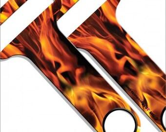Flames Hammerhead™  Bottle Opener