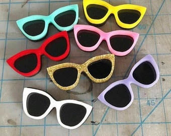 Cat Eye Sunglasses 2pcs Per Lot