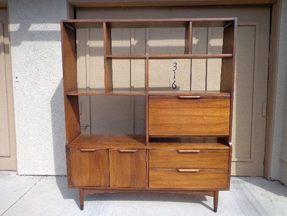 for taylor desk mcm wall unit mid century modern danish style. Black Bedroom Furniture Sets. Home Design Ideas