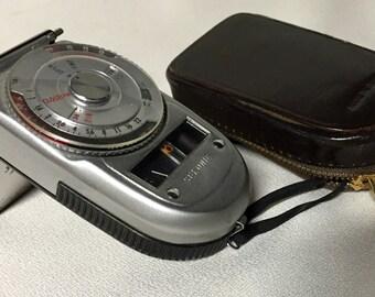 Vintage Photo Light Meter - Sekonic 1960s