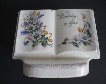Books of Remembrance Royal Windsor planter