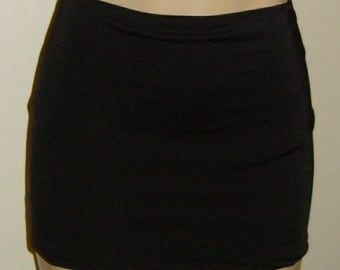 Straight swim Skirts- Skirt bottoms-Women's swimskirts-Skirt swimwear-Skirted swimsuits-Black-Ladies modest skirts-Swimwear skirts-Skirts.