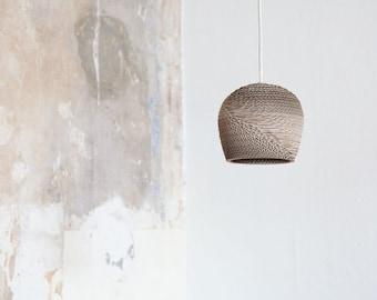 Cardboard lampshade, n9, type a
