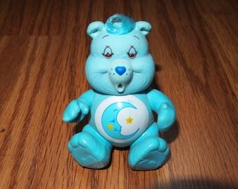 Vintage Care Bears Poseable Bedtime Bear