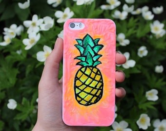 Ananas iPhone 5s hard case
