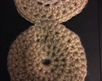 Crochet Horned God Symbol