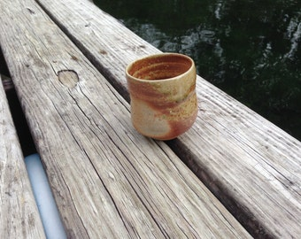 Wood-fired Yunomi Cup