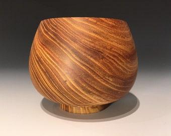 Osage orange bowl/vessel