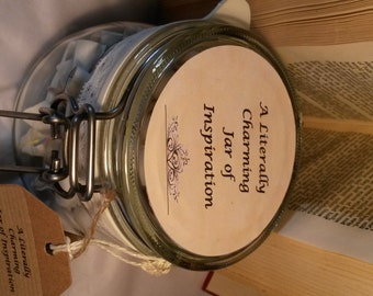 A Literally Charming Jar of Inspiration