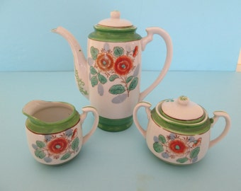 Occupied Japan Tea or Coffee Set (c1947-1952)