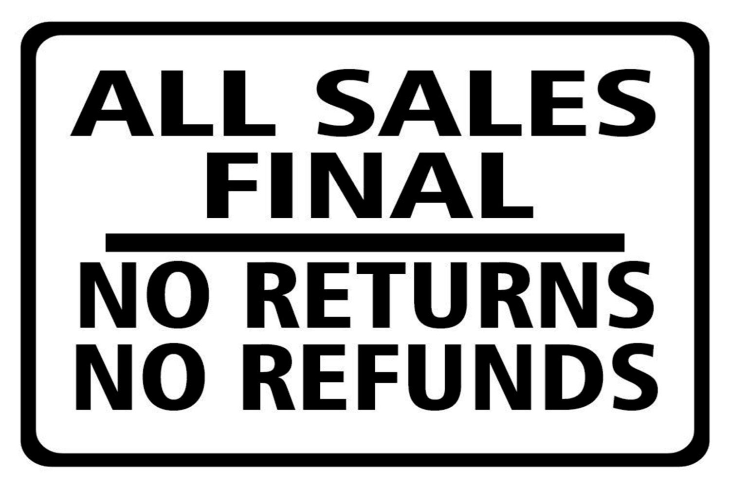 All Sales Are Final Movie free download HD 720p