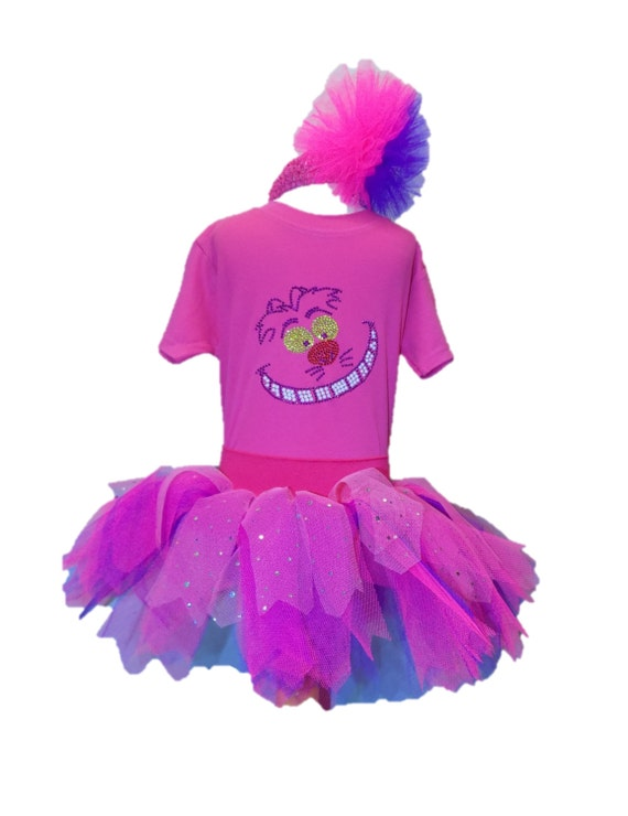 Little Girls Cheshire Cat Costume