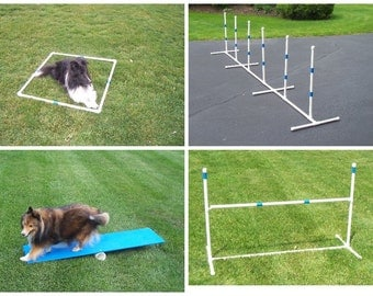 Agility Gear Starter Package - Medium to Large Dogs