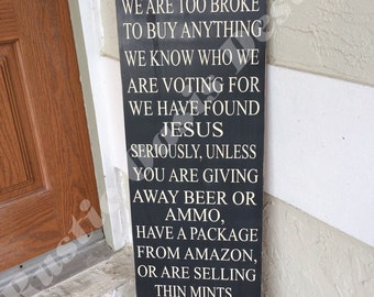 Outdoor No Soliciting Sign
