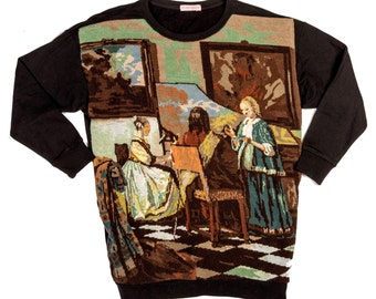 Sweat long woman - L - Vermeer canvas Collection