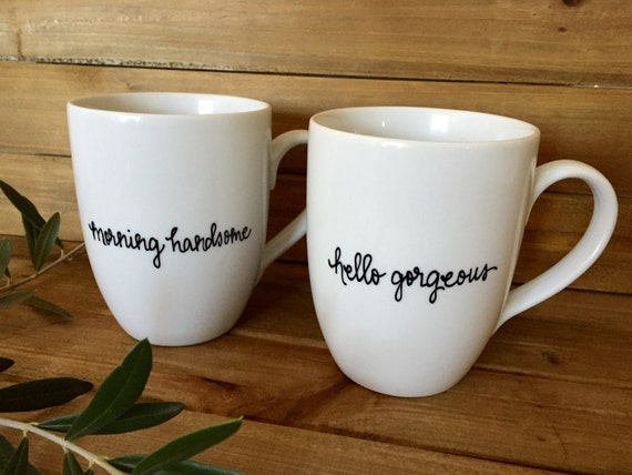 Wedding Gift Mugs Suggestions : coffee mug . wedding gifts . engagement gifts . coffee drinker gift ...
