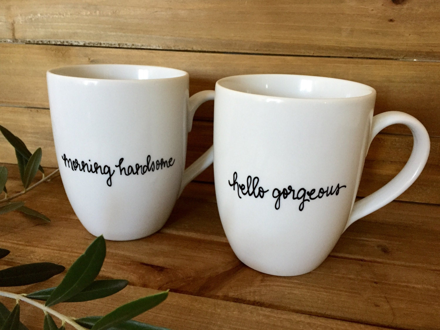 personalized coffee mug . wedding gifts . engagement gifts .