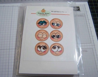 Peachy Keen Stamps - Sweet On You 1 1/8