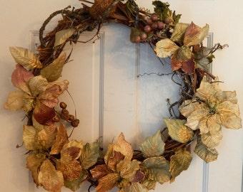 Rustic Woodland Wreath OOAK