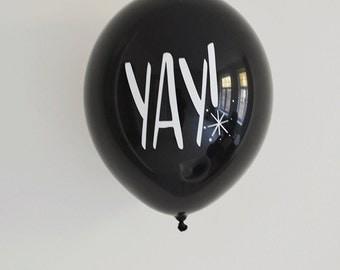 YAY! Balloons