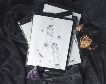 LAST REMAINING- The 'Reach' Print