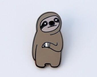 Hurty Paw Sloth Pin