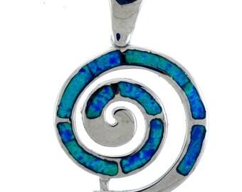 Swirl Pendant