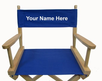 Sunbrellar Directors Chair Replacement Covers By