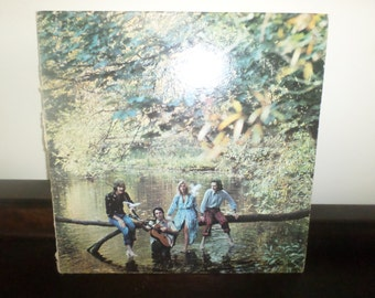 Save 30% Today Vintage 1971 Vinyl LP Record Wild Life Wings Paul McCartney Excellent Condition Apple Records 5147