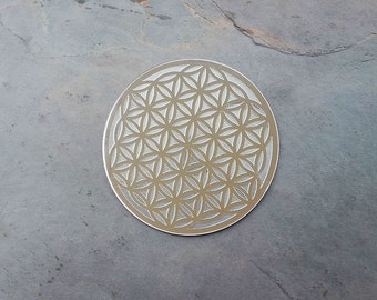 Flower of Life - reflecting mirror