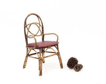 Childs Bamboo Arm Chair
