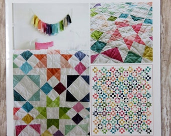 Moroccan Getaway Quilt Pattern - Moda- V and Co. - Vanessa Christenson - VC1238
