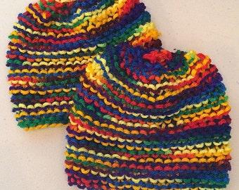 Rainbow Promise Infant Winter Hat/Toque