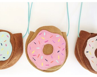 donut toddler-child purse