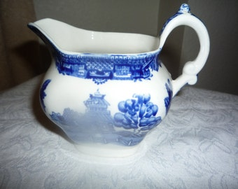 Old Willow Creamer